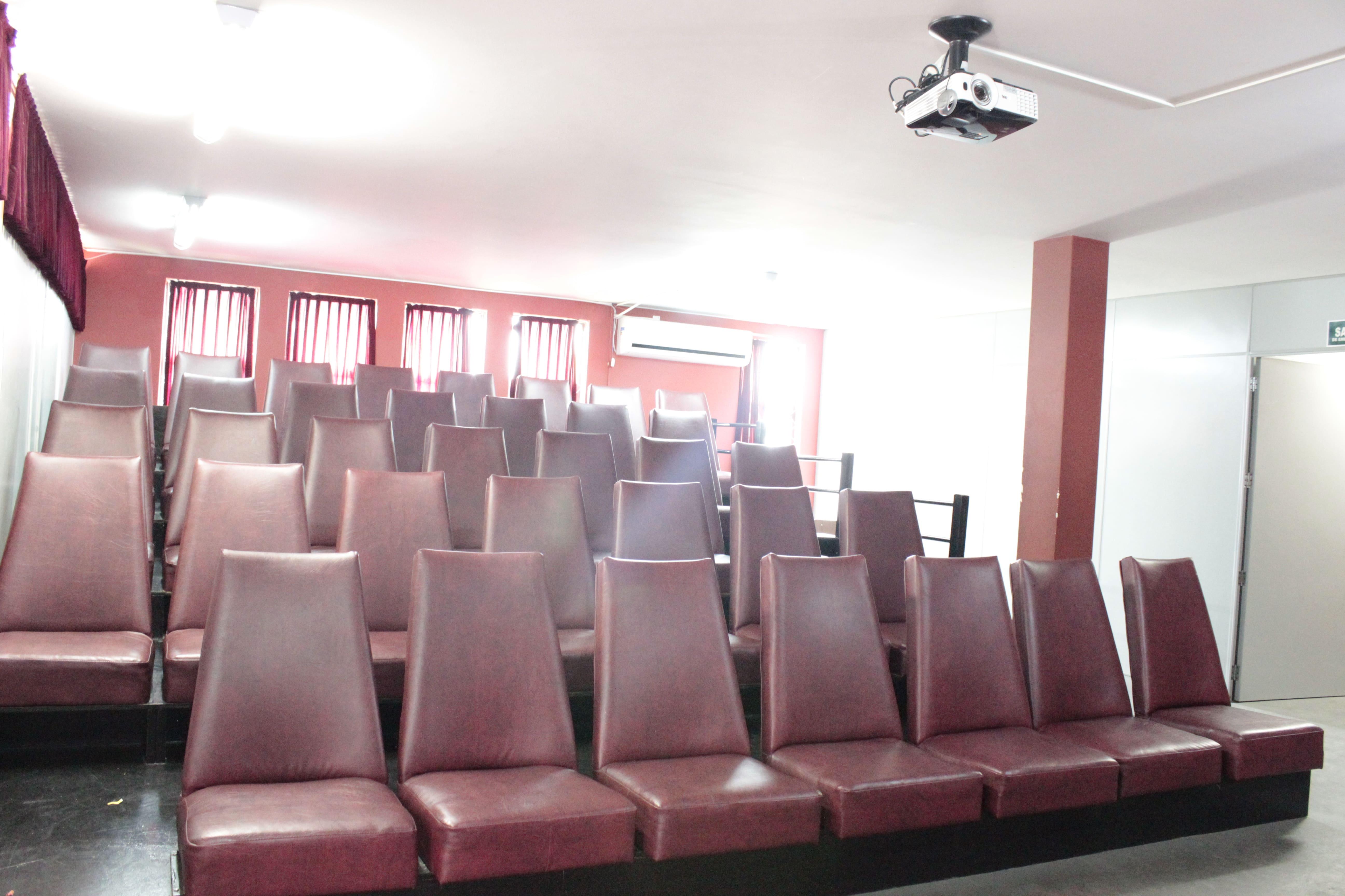 sala de cinema ceduca
